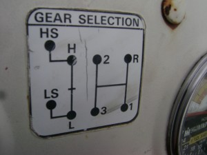 perfect gears for loader